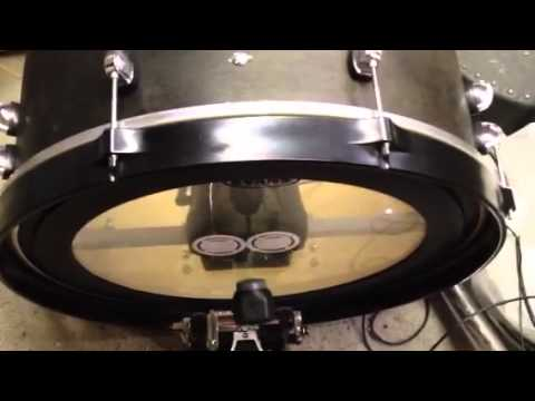 kick drums meet your ghost video