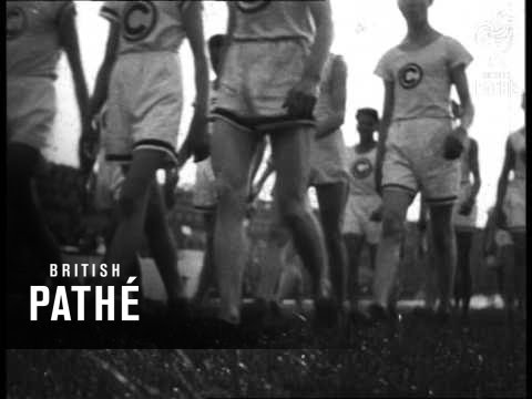 Athletics Match (1920-1929)