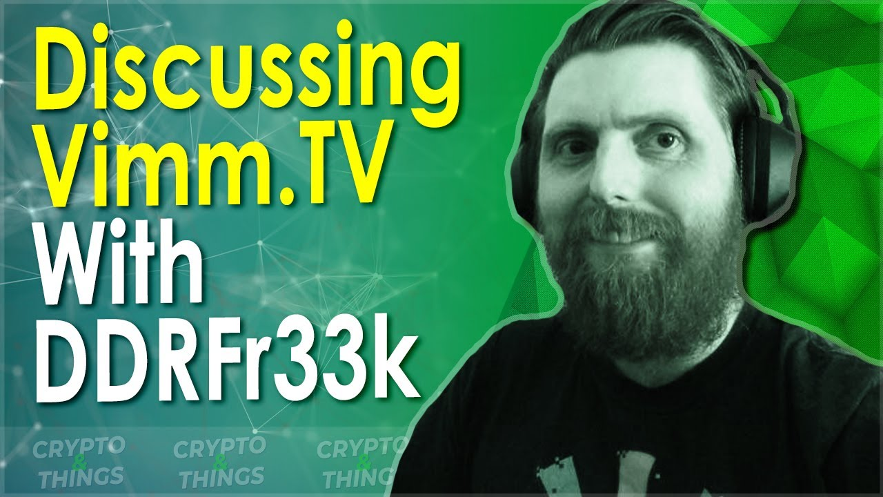▶️ Discussing Vimm.TV With DDRFr33k | EP#337
