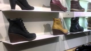Ecco - женская обувь - видео обзор