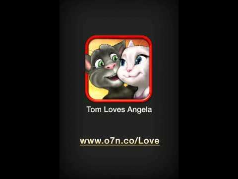 Tom loves Angela. www.o7n.co\love