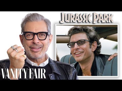 Jeff Goldblum Breaks Down His Fashion Looks, from Jurassic Park to Jimmy Kimmel Live!  Vanity Fair