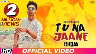 Tu Na Jaane Ishqaa Harrdy Sandhu Free MP3 Song Download 320 Kbps