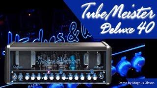 My tools: Hughes & Kettner TubeMeister Deluxe 40 demo
