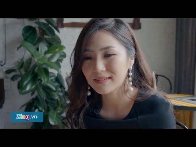 Hương Tràm -Interview 13.7.2018
