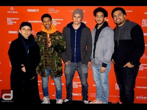 THE LAND Cast Talks Preparing for Roles, Skateboarding & Brotherhood