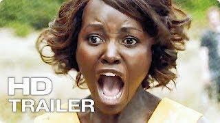МАЛЕНЬКИЕ ЧУДОВИЩА Русский Трейлер #1 (2019) Лупита Нионго, Зомби Horror Movie HD