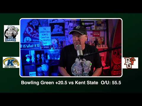 Bowling Green vs Kent State Free 11/10/20 College Football Picks and Predictions CFB Tips Tuesday