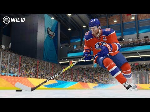 Nhl 18 Beta review my final thoughts { From top 100 player }