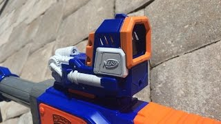 review nerf pinpoint sight unboxing review opinion