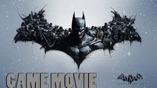 Batman Arkham Origins Full Game Movie