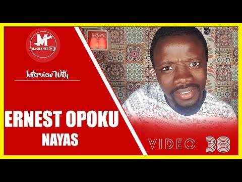 Ernest Opoku finally speaks about Nayas Pregnancy Scandal on MagrahebTV