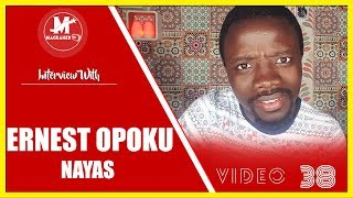 Ernest Opoku finally speaks about Nayas Pregnancy Scandal on MagrahebTV