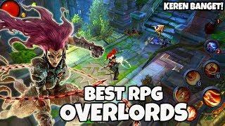 NEW!! Yang Semua orang tunggu!! OVERLORDS OF OBLIVION GAmeplay android MMORPG game