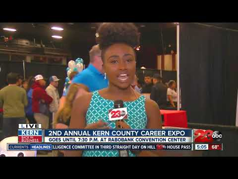 2019 Kern County Career Expo brings jobs to youth and young adults
