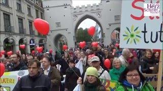 Münchner Aktionstag 2015: Sei ein Herzschrittmacher