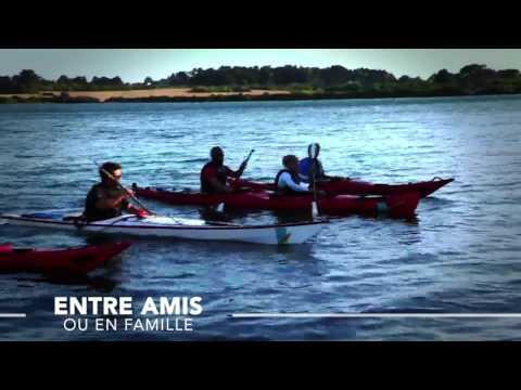 Ça vous dit une virée avec Kerners Kayak sur le Golfe du Morbihan ?