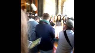 I saw Xtra Factor Host Sarah Jane Crawford July 1