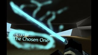 ''The Chosen One'' Melee backstory/lore (Phantom forces)