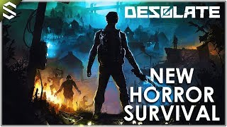 New Horror Survival Prologue | Desolate #1 (Gameplay | Let's Play)