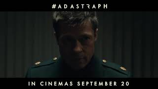 Ad Astra   Official Trailer