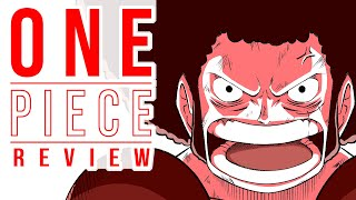 100% Blind ONE PIECE Review (Part 6): G-8 & Long Ring Long Land