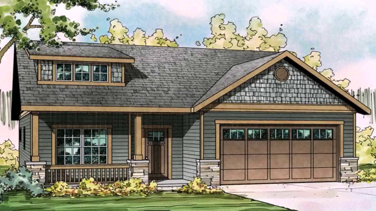 Surprising Small Craftsman Bungalow House Plans Contemporary ...
