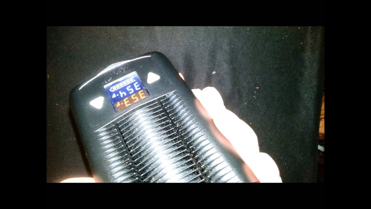 Mighty Vaporizer By Storz & Bickel Review by Vape Dr
