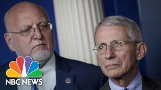 Coronavirus Expert Dr. Fauci, CDC Director Dr. Redfield Testify | NBC News (Live Stream Recording)