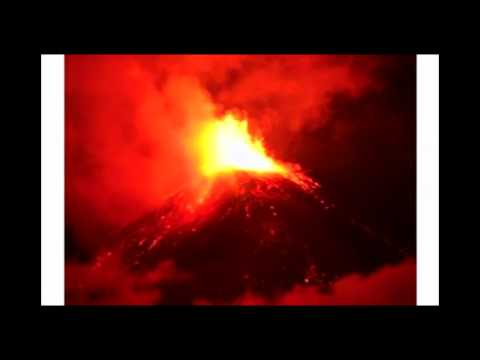 Volcano Villarrica erupts in southern Chile