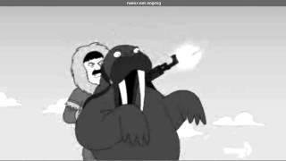 Family Guy - Walrus Backed Nanookwaffe