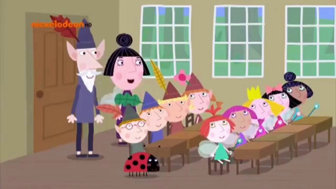 Ben and Holly's Little Kingdom Full New Compilation