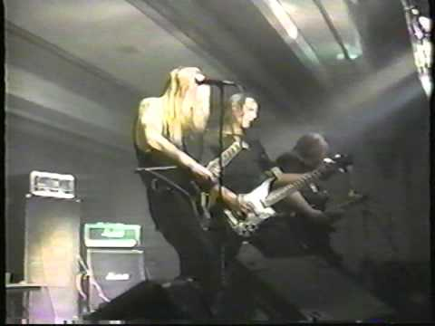 Children of Bodom first US show: Milwaukee Metalfest August 2000