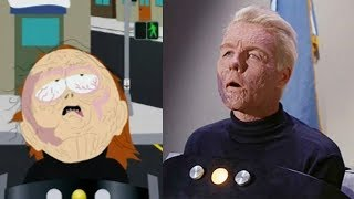 South Park Episodes Based on Star Trek
