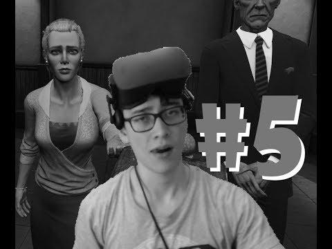 VR Wilson's Heart Part 5 - Something Smells Fishy