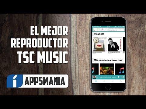 El mejor reproductor de música para iPhone + iPad | TSC Music App