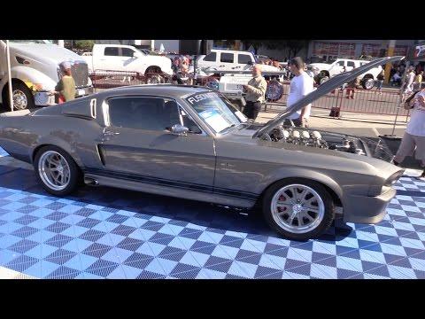 Sema Auto Show Las Vegas Nevada
