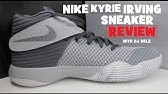a4f4454a7562 Nike Kyrie Irving shoe collection reviews with Dj Delz - YouTube
