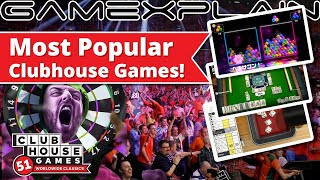 Nintendo Reveals the Most POPULAR Games in Clubhouse Games 51: Worldwide Classics!