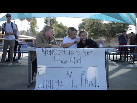Newport Harbor is better than CDM: Change my mind.