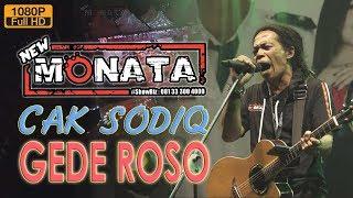 NEW MONATA - GEDE ROSO - CAK SODIQ - RAMAYANA AUDIO