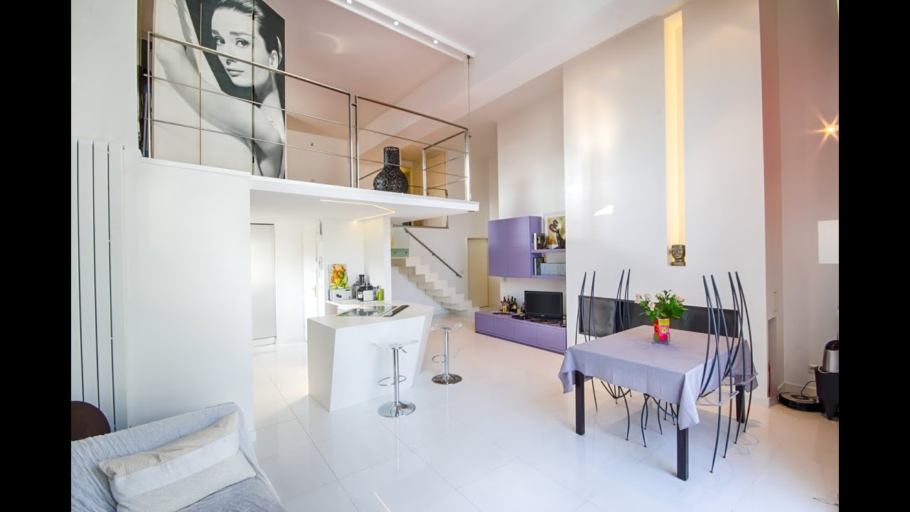 Interieur appartement design exclusivit a vendre appartement darchitecte - Appartement a vendre a amsterdam ...