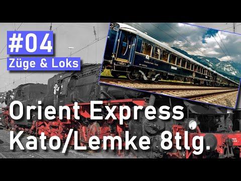 Orient Express Kato/Lemke Set1