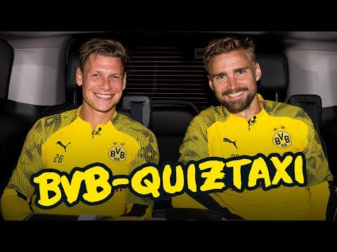 BVB Quiztaxi in Bad Ragaz - Part 2: Can Marco Reus & Mo Dahoud extend the lead?