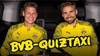BVB Quiztaxi in Bad Ragaz - Part 2: Can Marco Reus & Mo Dahoud extend the lead?