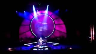Chandeliers - Sia (Sara Bareilles Cover) [8.14.14 Greek Theatre, Berkeley, CA]
