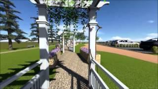 農舍 3D