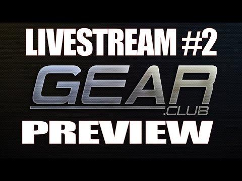 Gear.Club (by Eden Games Mobile) - iOS/Android - HD (Sneak Peek) Gameplay Trailer (Livestream) #2