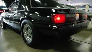 1992 Ford Mustang 5.0 Turbo Notchback- Fast Lane Classic Cars