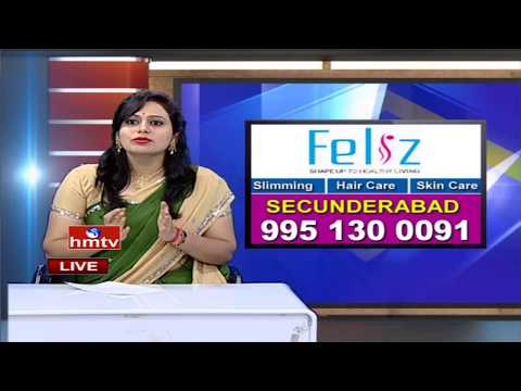 Weight Loss Tips By Slimming Expert Harini | Feliz Health Care Center | 16-06-17 | HMTV